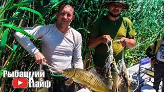 Казахстан рыбалка на озере балхаш