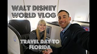 Walt Disney World & Florida Vlog | April 2017 | Day 2 Travel Day To Florida