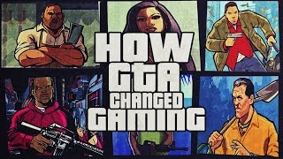 How GTA Changed Gaming