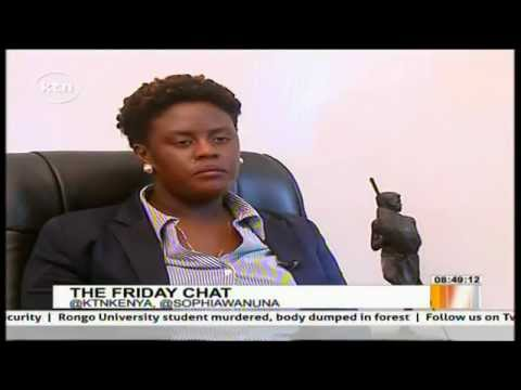 Download Interview with Raila Odinga's youngest daughter Winnie Odinga HD Mp4 3GP Video and MP3
