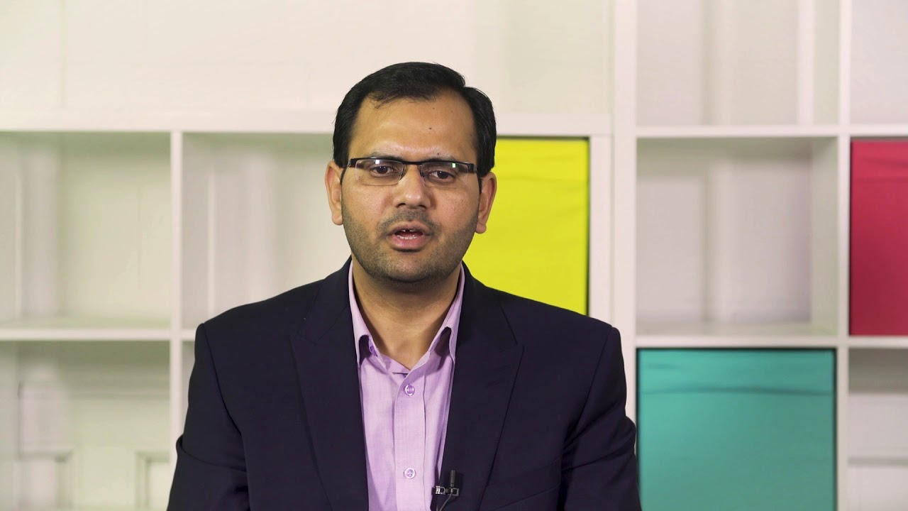 Dr Tariq Abdullah talks about our MSc Information Technology degree