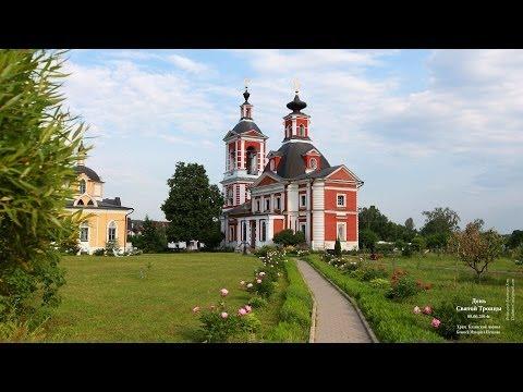 Храм в городе серпухов