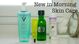 New Morning Skin Care Sneak Peek
