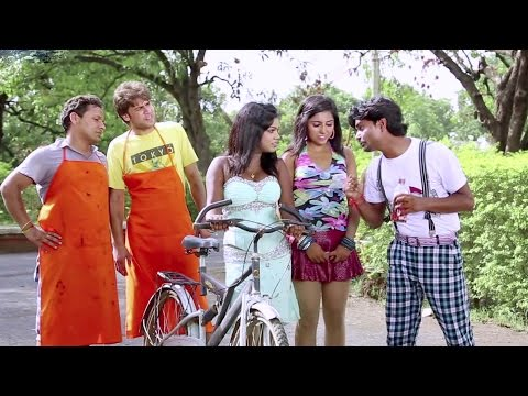 बिना छिलका के समान हियS Bina Chhilka Ke Saman - Bhojpuri Comedy  Scence - Kheshari Lal Yadav