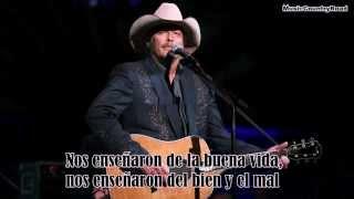 Home - Alan Jackson (Subtitulada al Español)