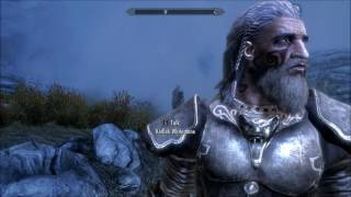 Meeting Ulfric Stormcloak, Kodlak Whitemane, High King Torygg, Galmor Stone Fist in Sovngarde