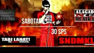 The Fastest Rapper in the World:SABOTAHE[30 Syllables Per Second]U.P