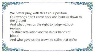 BoySetsFire - Foundations to Burn Lyrics