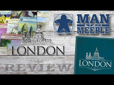 London 2nd Edition Review by Man Vs Meeple