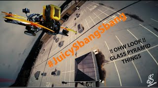 HARDCORE ROOFTOP JUICE | FPV DRONE FREESTYLE | BRUTAL TMOTOR POWER | BB4943 PROPS INSANE