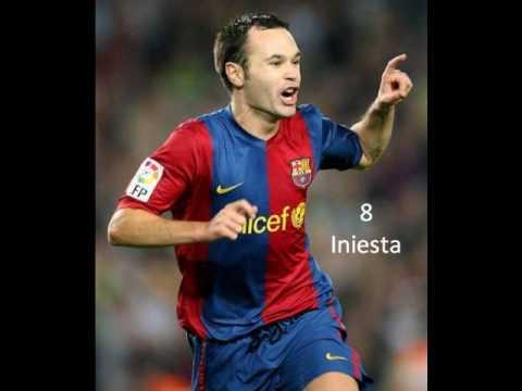 The Dream Team Of FC Barcelona! READ DESCRIPTION!