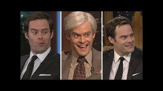 Bill Hader Does Impressions Funny Moments