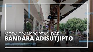 Berkunjung ke Pantai Sadranan, Ini Transportasi yang Bisa Digunakan dari Bandara Adisutjipto