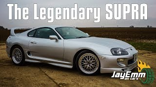 The Toyota Supra - Is The Auto Version THAT BAD!?  (JDM Legends Tour Pt. 10)