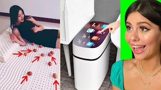 WEIRD products Tik Tok MADE ME BUY ! (and now I'm broke...)