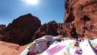 360 Video Valley of Fire Mouse