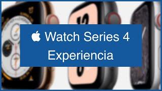 Apple Watch Series 4, dos semanas después