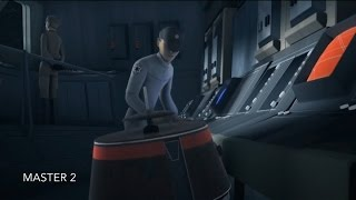 [Chopper is Undercover at the Empire] Star Wars Rebels Season 1 Episode 14 [HD]