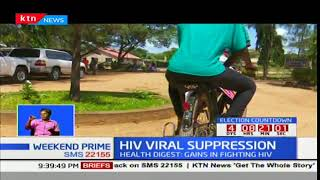 HIV VIRAL SUPPRESSION: Discordant couples living positively