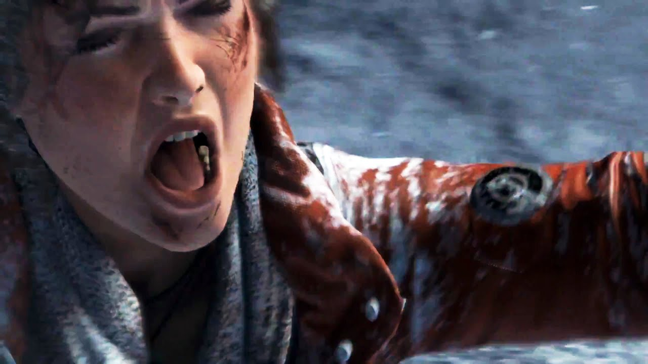 RISE OF THE TOMB RAIDER Gameplay [E3 2015] #VideoJuegos #Consolas