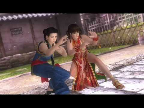 Dead or Alive 5: Last Round: All Tag Intros and Outros