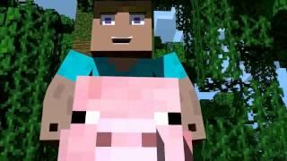 """Piosenka Minecraft - """"Czy Też Lubisz"""" (Flo Rida - Whistle)"""