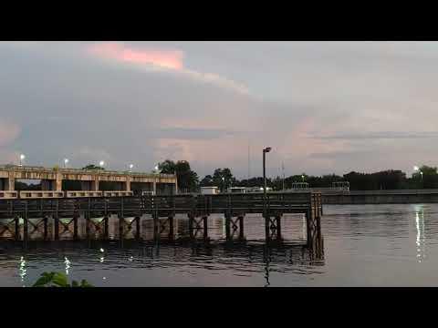 Video Of W.p. Franklin N, FL