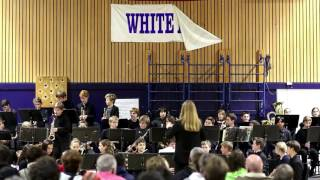 White Hill 6th Grade Concert Band Winter 2016 Highlights