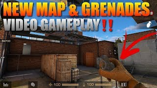 Standoff 2 Update 0.10.0 New Map, Grenades, and New Skins Video Gameplay ‼️