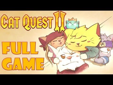 Cat Quest 2 - Full Game Walkthrough