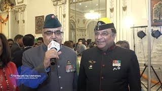 71st Republic Day of India Celebrated at Indian Consulate in New York