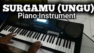 SURGAMU (UNGU) Piano Instrument