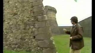 Alberto Angela presenta la Fortezza di Sarzanello a Sarzana (SP) - Ulisse (Rai 3 - 2005)