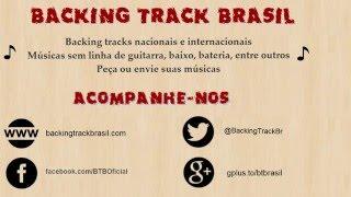 Backing Track: Make Believe - Angra