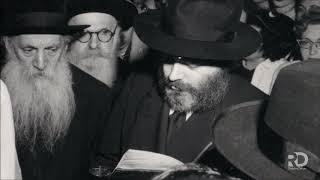Pirsum Rishon: New Recording of the Rebbe being Mesader Kidushin   Yud Adar 5719