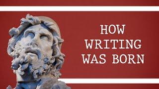 The Iliad | How Writing Was Born