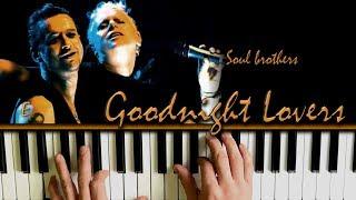 Depeche Mode Goodnight Lovers Beautiful Piano Cover