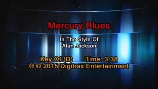 Alan Jackson - Mercury Blues (Backing Track)