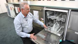 Dishlex Dishwasher DX203WK reviewed by Product Expert - Appliances Online