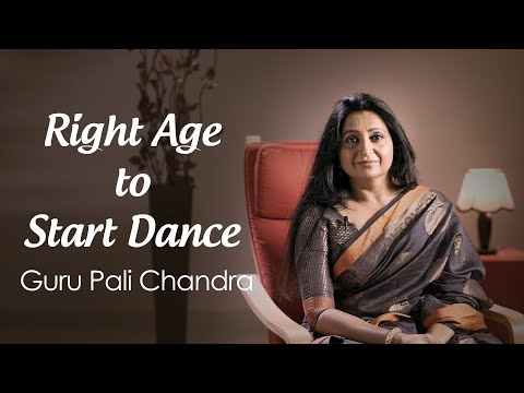 Right Age For Learning Indian Classical Dance? Guru Pali Chandra Answers    Learn Kathak Online
