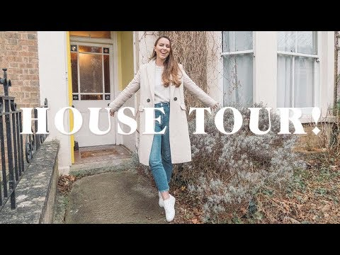 PRE RENOVATION / EMPTY HOUSE TOUR | Laura Melhuish-Sprague
