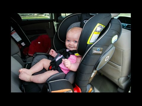 Graco Extend2Fit 3-in-1 Convertible Car Seat Review