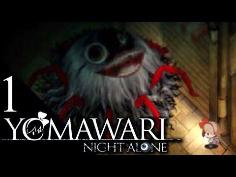 Yomawari: Night Alone (suosittelen ekat 3min ainakin)