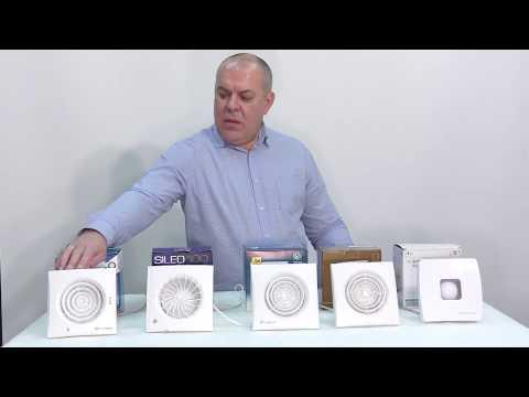Тест вентиляторов. Как выбрать вентилятор для ванной комнаты и туалета?