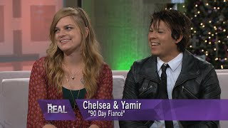 Chelsea and Yamir Share Their Love Story