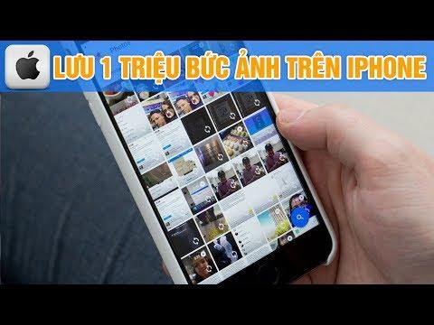 iOS   Thủ thuật lưu 1 triệu bức ảnh trên iPhone không tốn chút dung lượng nào   Siêu Thủ Thuật