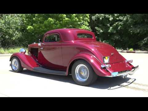 Video of '34 Coupe - LTA7