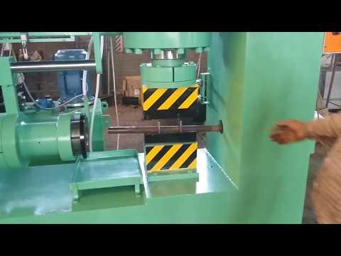 Rod Swaging Machine
