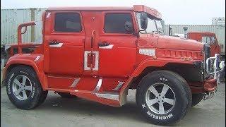 Автомобили КрАЗ | Сделано в Украине