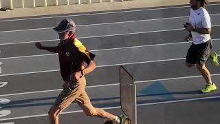 Final Bell Lap for Coach Karl Koonce